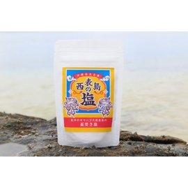 西表島の塩 釜炊き塩 120g